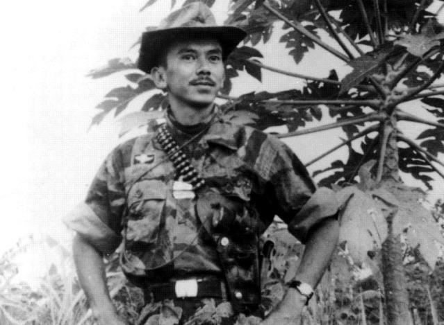 Cố Trung Tá Lê Hằng Minh