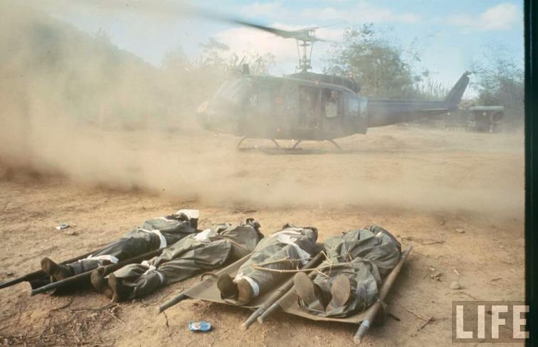 Lam Sơn 719 là cuộc hành quân thiệt hại nặng nhất của Quân Lực VNCH trong cuộc chiến tranh VN: trên 1.500 binh sĩ chết, 6.000 bị thương. Phía Mỹ chỉ yểm trợ về không quân, vì họ không được tham chiến bằng bộ binh ngoài lãnh thổ VN (Quốc Hội Mỹ không cho phép, theo Đạo luật Cooper‐Church Amendment). Thiệt hại về phía Mỹ là 215 chết, 1.149 bị thương, và 108 máy bay trực thăng bị bắn rơi.