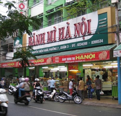 Bánh Mì Hà Nội ở SàiGòn