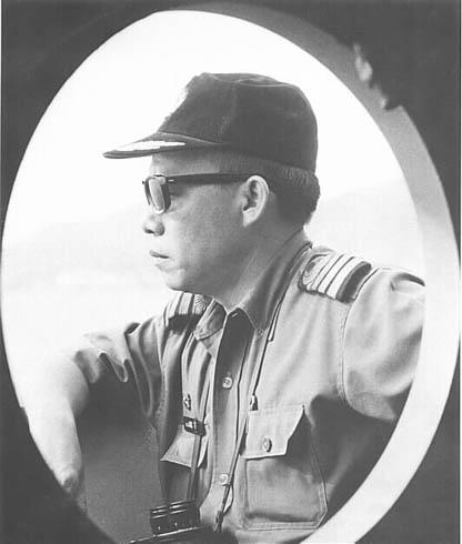 Hải Quân Ðại Tá Hà Văn Ngạc