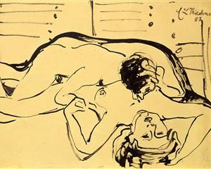 lovers-ernst_ludwig_kirchner-1909