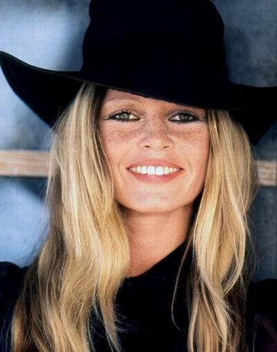 Brigitte đầu thập niên 1970 khi chuẩn bị rời xa thế giới giải trí