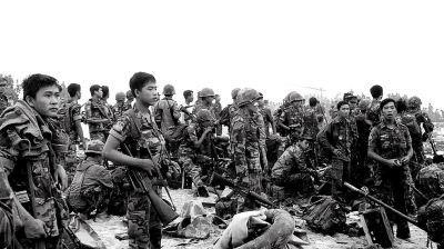 Bãi Biển Mỹ Khê - Đà Nẵng 28/03/1975