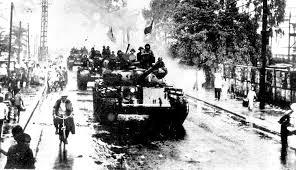 Xe tăng Cộng Sản vào Đà Nẵng chiều ngày 29 tháng 3 năm 1975