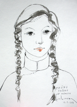 Phùng Thăng - Trong Ký ức Đinh Cường