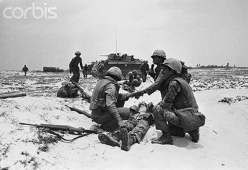 Quân VNCH - Tháng 5 1972 - Quảng Trị